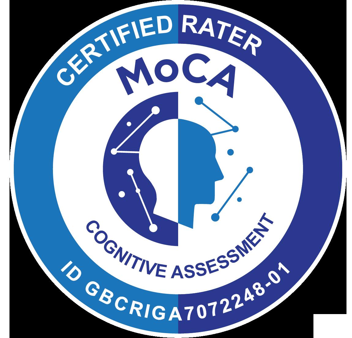 Moca Badge