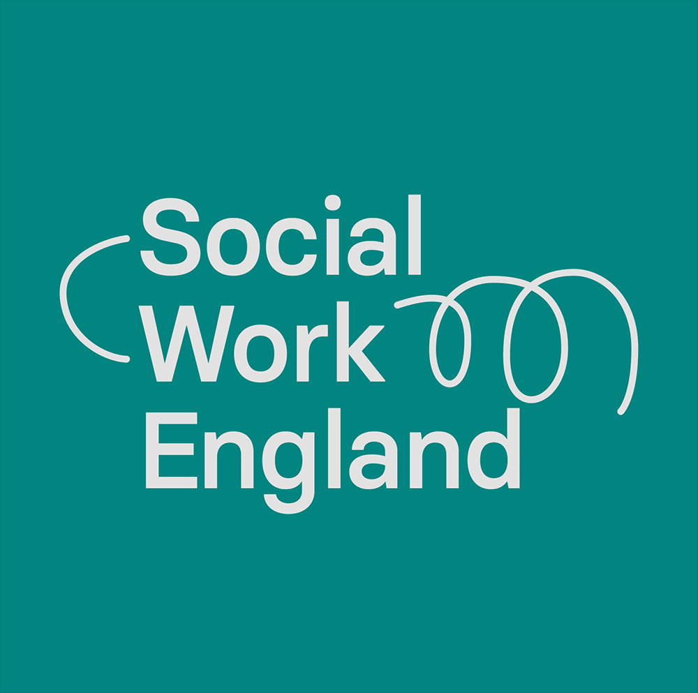 Social Work England logo