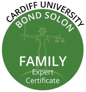 Cardiff University Bond Solon Family Expert Logo